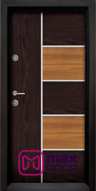 Блиндирана входна врата модел Ale Door 401