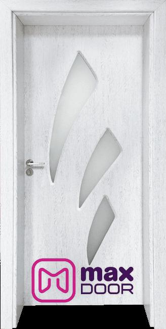 Интериорна врата Гама 202, цвят Бреза