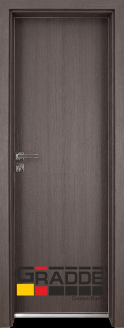 Алуминиева врата за баня – GRADDE цвят Сан Диего
